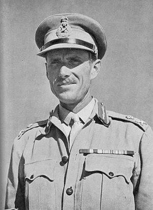 Herbert Lumsden - Image: Gen H Lumsden circa 1943 IWM