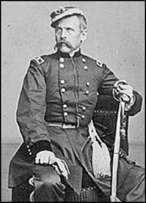 Louis Blenker - Image: General Blenker