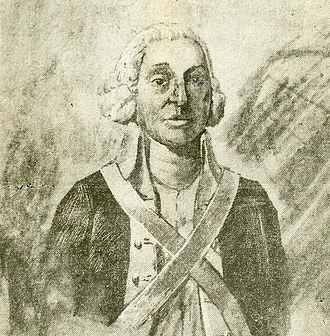 Battle of Grand Pré - Captain Jedidiah Preble