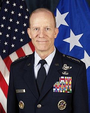 John D. W. Corley - General John D.W. Corley