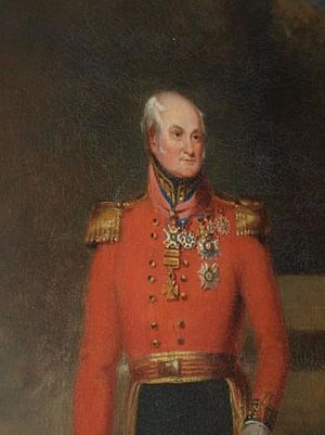 General Officer Commanding, Ceylon - Image: General Sir Robert Arbuthnot