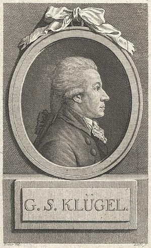 Georg Simon Klügel