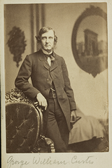 GeorgeWilliamCurtis 1860s byJAWhipple Harvard.png