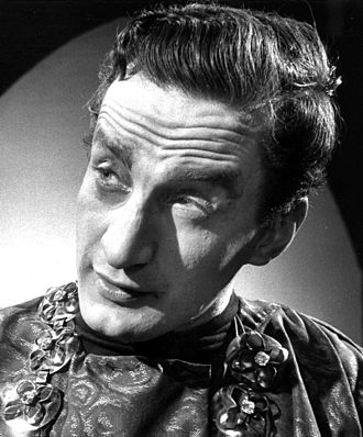 George C. Scott - On stage as Richard III, 1958