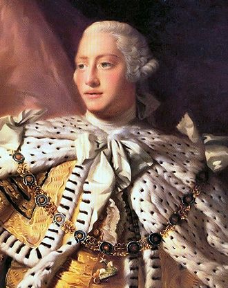 Kingdom of Hanover - Image: George III of the United Kingdom