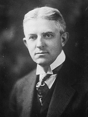George R. Lunn - George R. Lunn (1873-1948), former Socialist mayor of Schenectady, New York who became a Democratic Congressman during World War I.