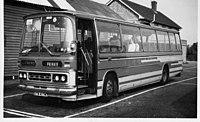 George Ward of Epping , Volvo B58- Duple, STW407M.jpg