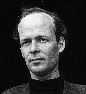 Gerhard von Graevenitz - Image: Gerhard von Graevenitz 1966 portrait