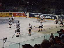 Deutsche Eishockeynationalmannschaft Wikipedia