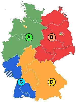 Germany Occupation Zones 1947 blank.jpg