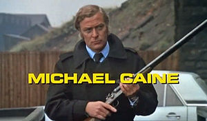 "Get Carter - Michael Caine in the trailer for ""Get Carter"" (1971)"
