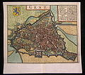 Ghent, belgium, Guicciardini 1652.jpg