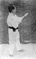 Gichin Funakoshi - Heian Nidan (16).png