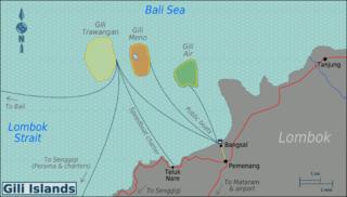 Gili Islands island group