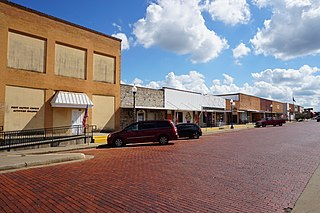 Gilmer, Texas City in Texas, United States