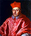Giovanni Maria Morandi portrait du cardinal Marcello Durazzo, 1686 Musée Calvet.jpg