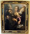 Giovanni bilivert, estasi di s. francesco, 1610 ca., da ss. vito e modesto di collegalli (montaione).JPG