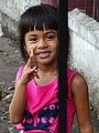 Girl Strikes a Pose - Bangkok - Thailand - 02 (34533764422).jpg