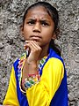 Girl at Nek Chand Fantasy Rock Garden - Chandigarh U.T. - India (25901690013).jpg
