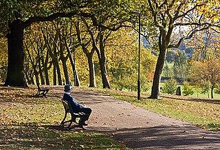 Gladstone Park, London