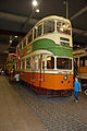 Glasgow Tram no 1392 Glasgow Transport Museum.jpg