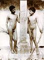 Gloeden, Wilhelm von (1856-1931) - n. 0154 - da - Amore e arte, p. 78.jpg