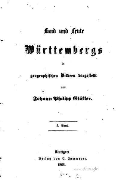 File:Gloekler Land und Leute Bd3.djvu