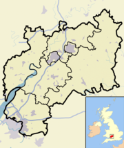 Gloucestershire outline map with UK.png