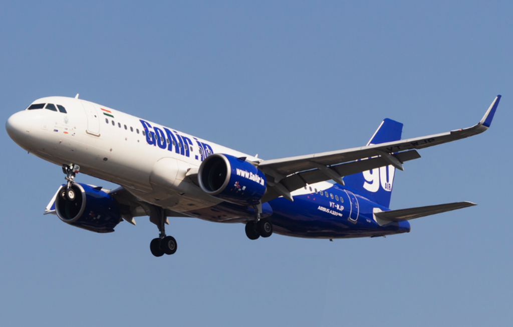 Go Air — World's 10 Most Unpunctual Airlines