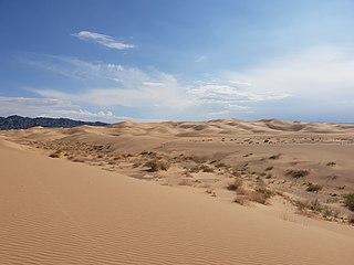 Gobi Desert Desert in East Asia