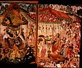 God emerge from fire give food to Dasratha.jpg