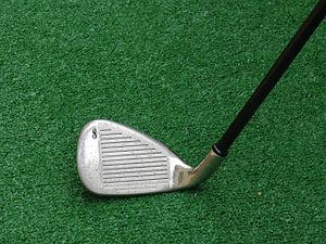 2008 Noida double murder case - Image: Golf club, Callawax X 20 8 iron III