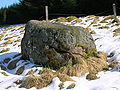Gowk Stone, Low Overmuir, Ayrshire.JPG