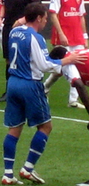 Graeme Murty - Murty playing for Reading in 2008