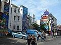 Graffiti Art, Kensington Street, Brighton (4) - geograph.org.uk - 786110.jpg