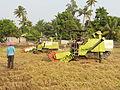 Grain Harvesting Machine.JPG
