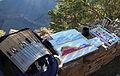 Grand Canyon Celebration of Art 2013 - Serena Supplee's Setup - Thurs, Sept. 19 - Flickr - Grand Canyon NPS.jpg