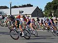 Grand Prix Cycliste de Montréal 2011, Johnny Hoogerland Vacansoleil + Peloton (6146646697).jpg
