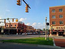 City Of Warren Mi >> East Lansing, Michigan - Wikipedia