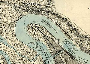 Grant's Canal - Image: Grants Canal detail