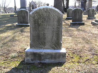 Archibald Gracie - The grave of Archibald Gracie in Woodlawn Cemetery