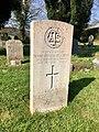 Gravestone of Maud Rosemary Cherry, Great Missenden Baptist Cemetery, April 2020.jpg
