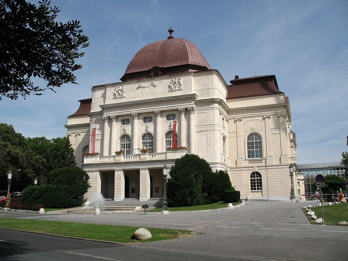 Ópera de Graz - Wikipedia, la enciclopedia libre