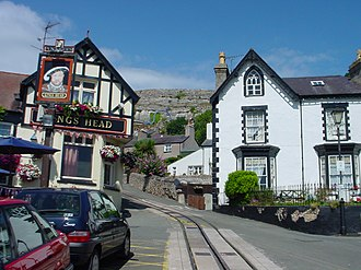 Great Orme Tramway - Image: Great Orme Tramway