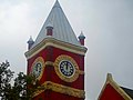 Green County Courthouse Clock Tower - panoramio.jpg