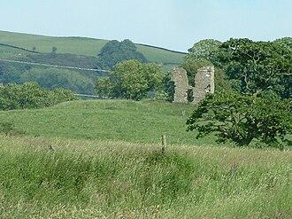 Garstang - Greenhalgh Castle