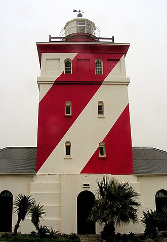 Green Point Lighthouse, Cape Town - Green Point Lighthouse