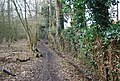 Greensand Way approaching Yalding - geograph.org.uk - 1158557.jpg