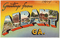 Greetings from Albany GA. (8342836655).jpg