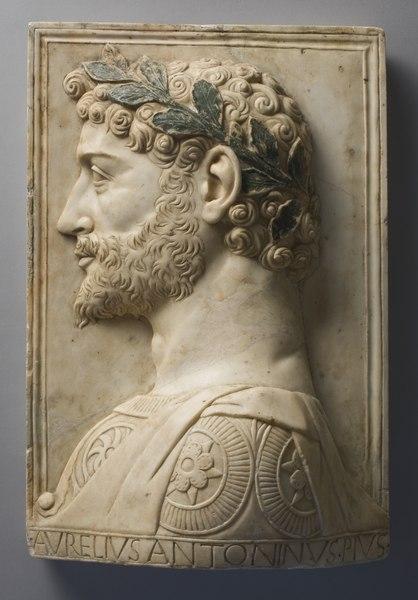 Gregorio di Lorenzo - Aurelius Antoninus Pius - 1939.160 - Cleveland Museum of Art